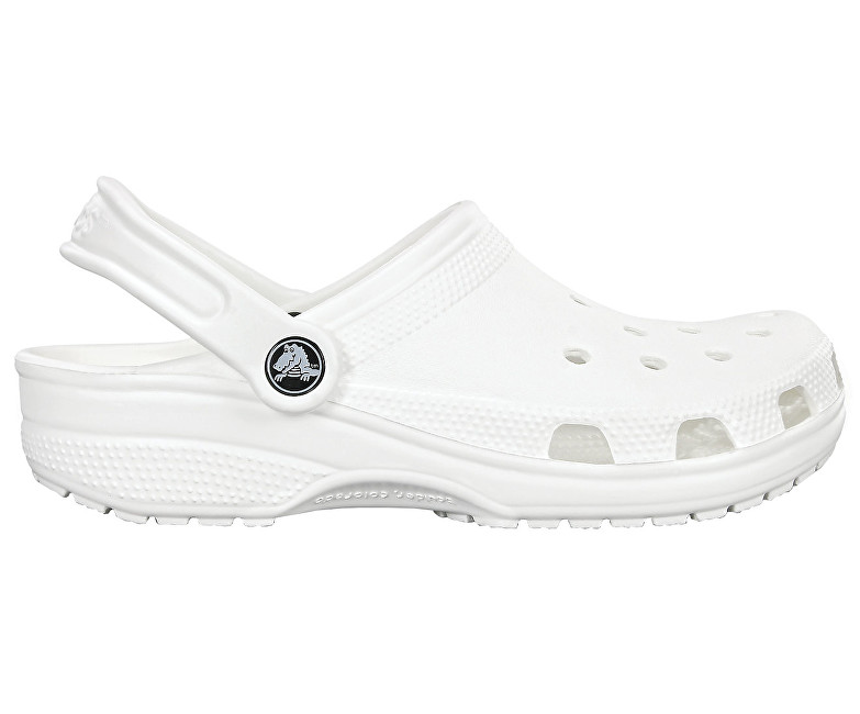 Crocs Šľapky Classic White 10001-100 43-44