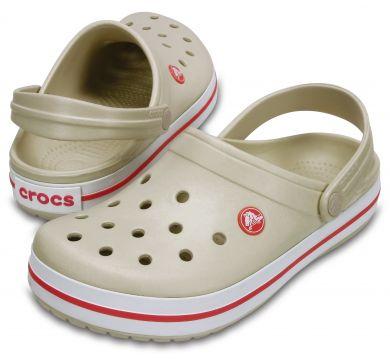 Crocs Šľapky Crocband Stucco/Melon 11016-1AS 36-37