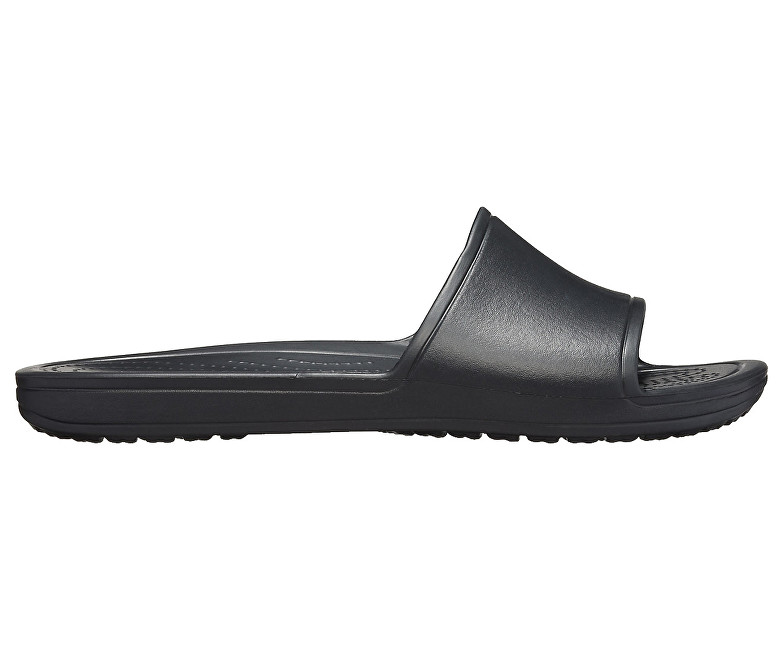 Crocs Šľapky Crocs Sloane Slide W Black 205742-001 41-42