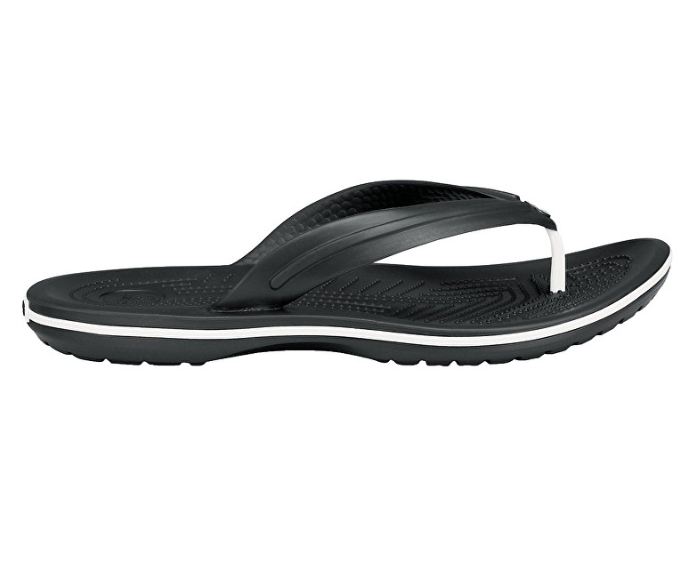 Crocs Žabky Crocband Flip Black 11033-001 36-37