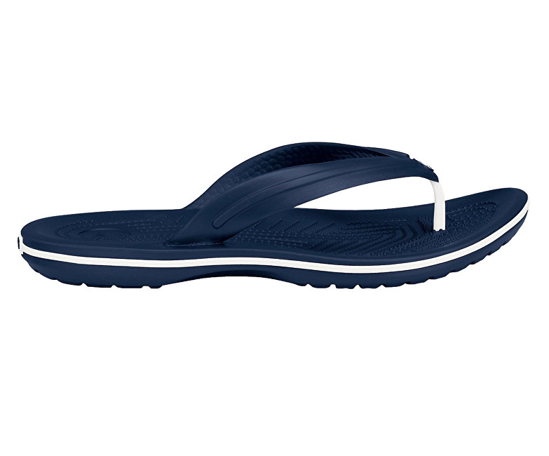 Crocs Žabky Crocband Flip Navy 11033-410 36-37