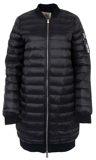 Cars Jeans Dámska čierna bunda Joky Black 4416401 S