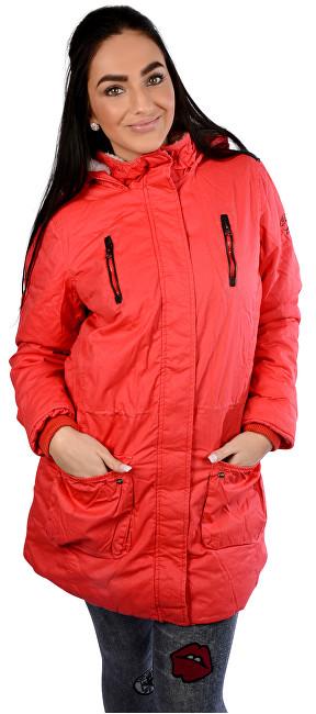 Cars Jeans Dámska červená bunda Tummy Red 4866460 S