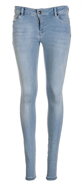 Cars Jeans Dámské modré kalhoty Victoria Superbleach 7922895.33 27 3fc9f7ea77e
