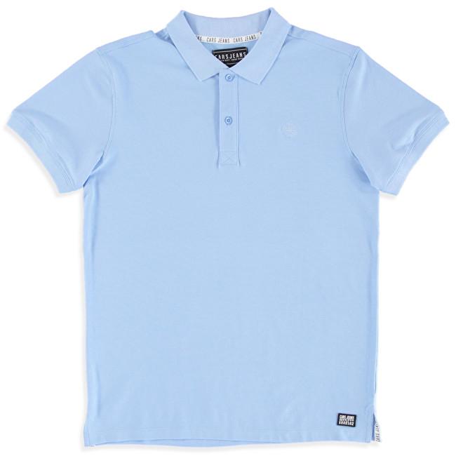 8d336d7b6788 Cars Jeans Pánske tričko Mason 4446339 Light Blue M