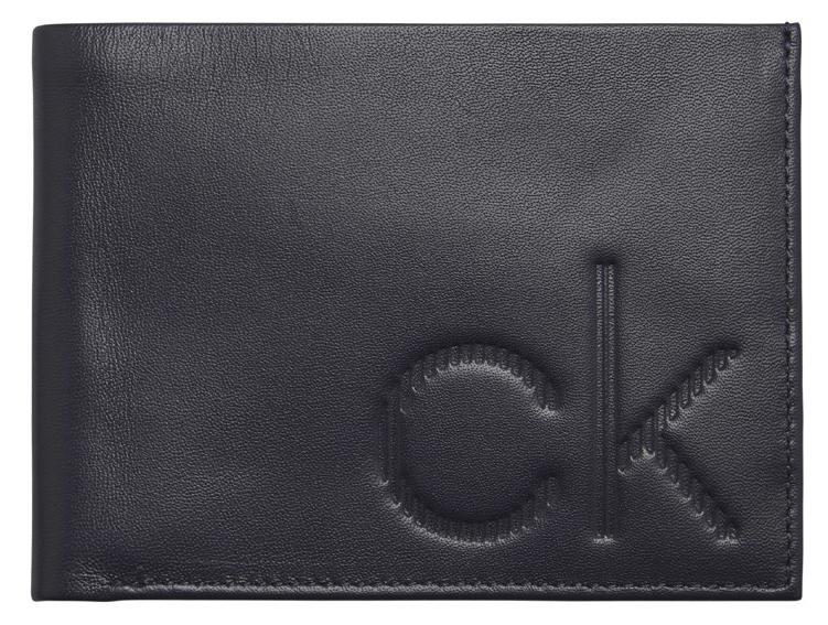 Calvin Klein Pánska peňaženka Ck Up 5Cc Coin Navy