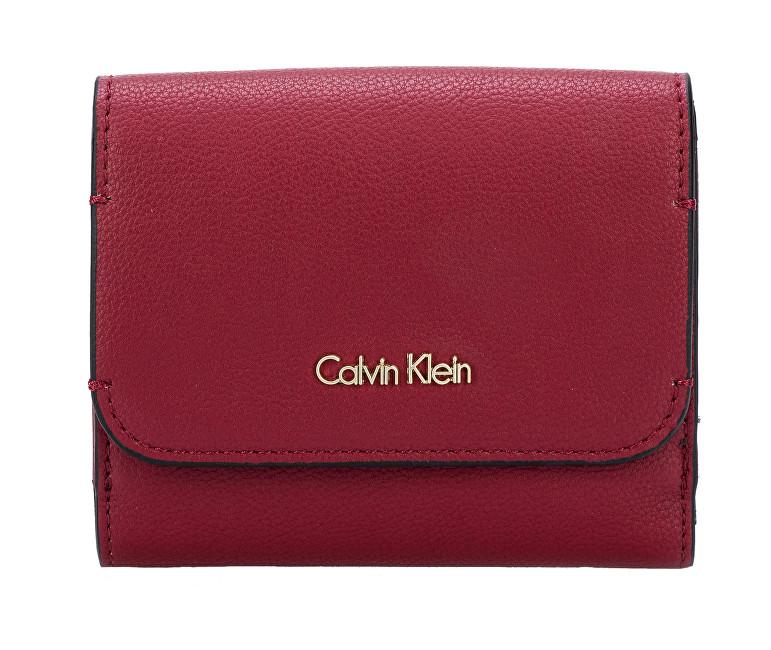 Calvin Klein Dámska peňaženka Metropolitan Medium Wall et Red / Dahlia Pastel Pink