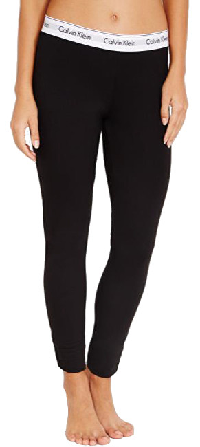 Calvin Klein Dámske nohavice PJ Pant D1632E-001 Black M