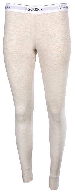8f7fb5b6461c Calvin Klein Dámske nohavice Legging QS5875E-SNN Snow Heather Neon Neps M