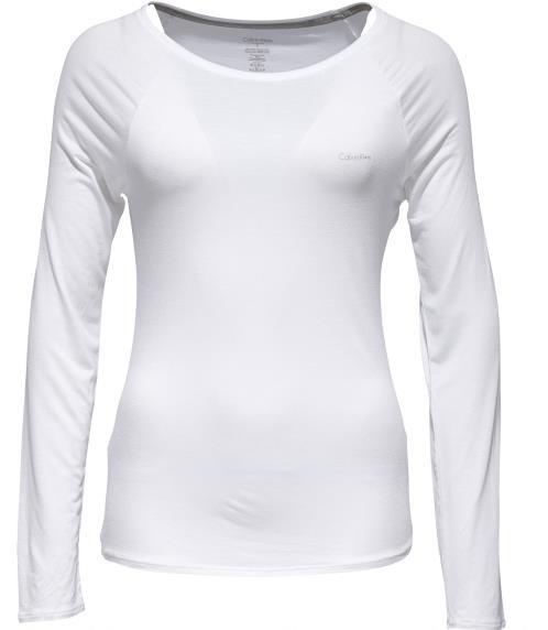 eb7240c27 Hodinky Calvin Klein Dámske tričko L-S Top QS5493E-100 White XS