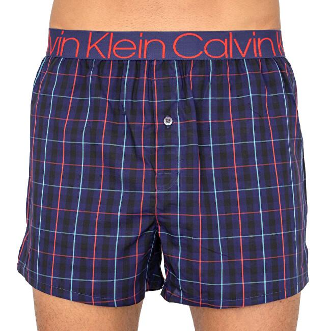 Calvin Klein Pánske boxerky Boxer Slim NB2098A-7ZJ L