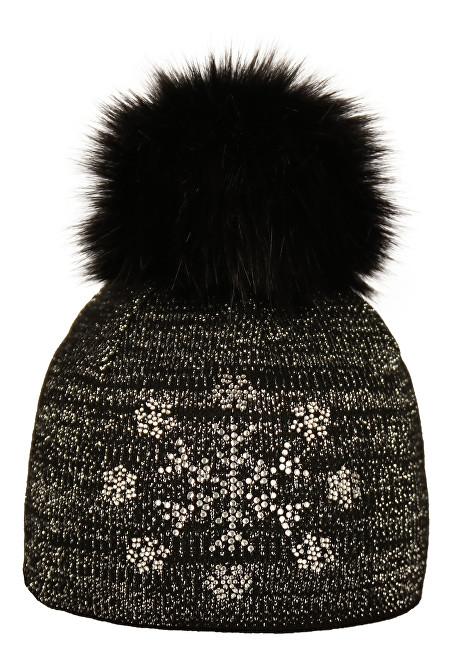 5b7903a2d CAPU Zimné čiapky 1743-F Dark Grey