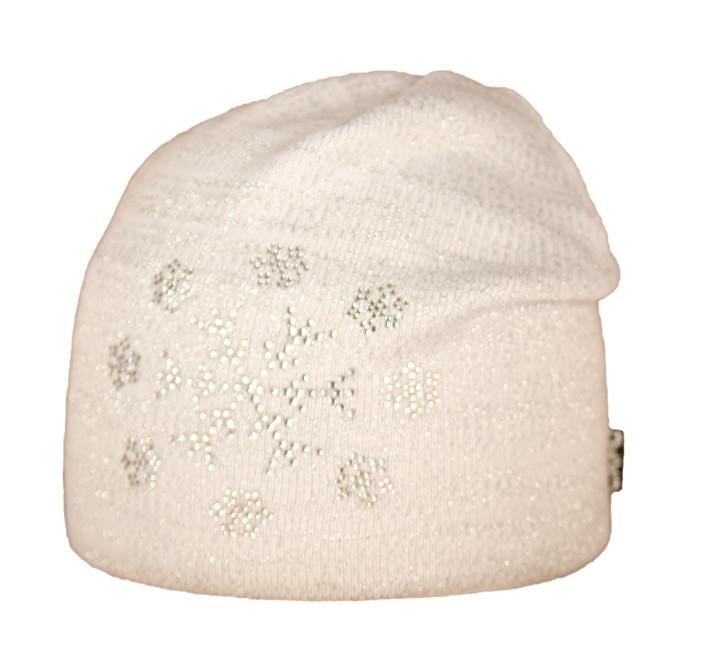 CAPU Zimné čiapky 1744-A White