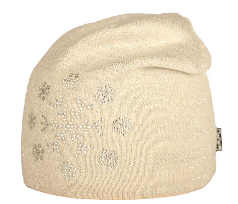 66867e2038d CAPU Zimní čepice 1744-B Beige