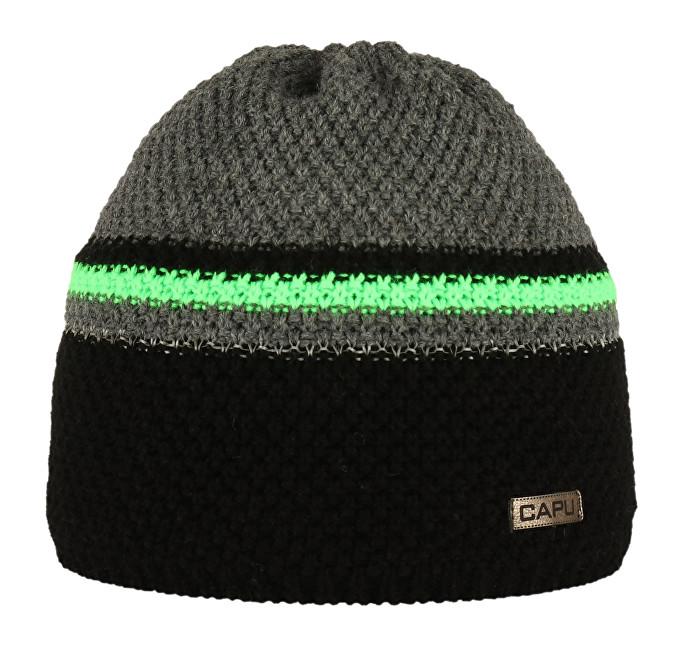 CAPU Căciulă de iarnă 678-C Green