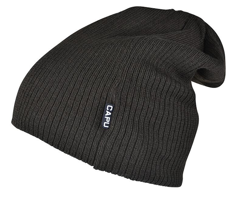 84df0d7e4 CAPU Zimná čiapka Green 1665-F