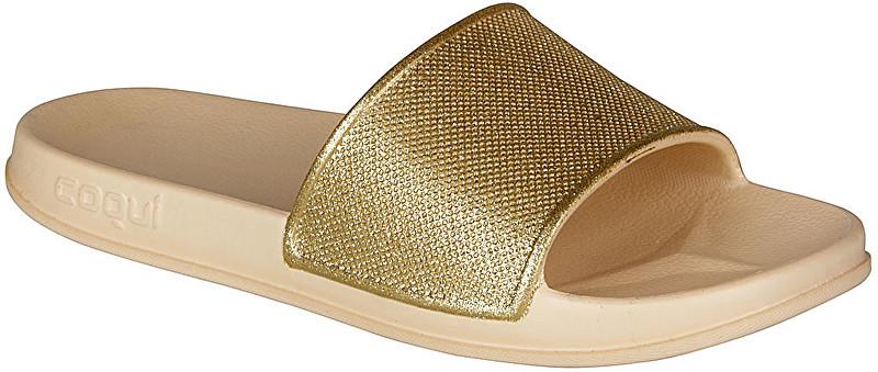Coqui Pantofi Tora Lt.Beige/Gold Glitter 7082-302-6100 38