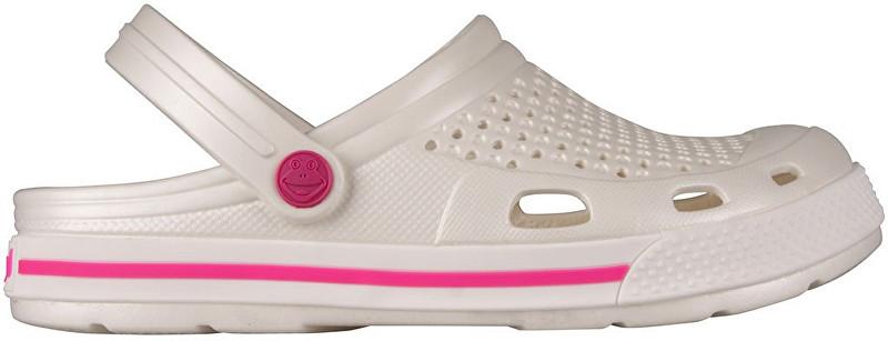 Coqui Doamnelor pentru papuci Lind o Pearl / Fuchsia 6413-100-3105 36