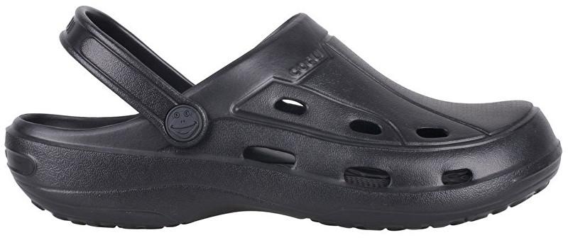 Coqui Dámské pantofle Tina 1353 Black 100048 40