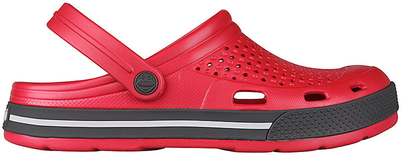Coqui Pantofi pentru bărbați Lindo Red/Antracit 6403-100-0924 44