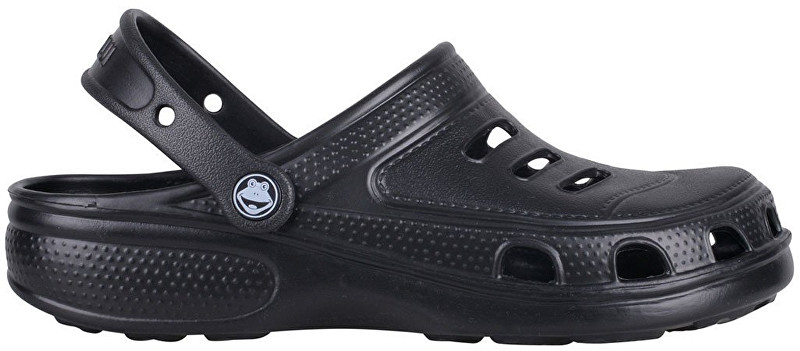 Coqui Pánské pantofle Kenso Work 6303 Black 100200 42