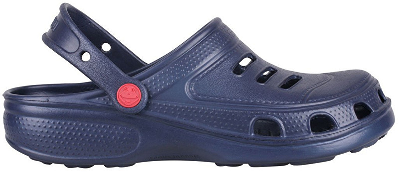 Coqui Pánské pantofle Kenso Work Navy 6303-100-2100 41