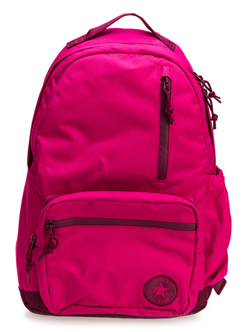 34168b89eed Converse Batoh Go Backpack Pink Pop Pomegranate Red