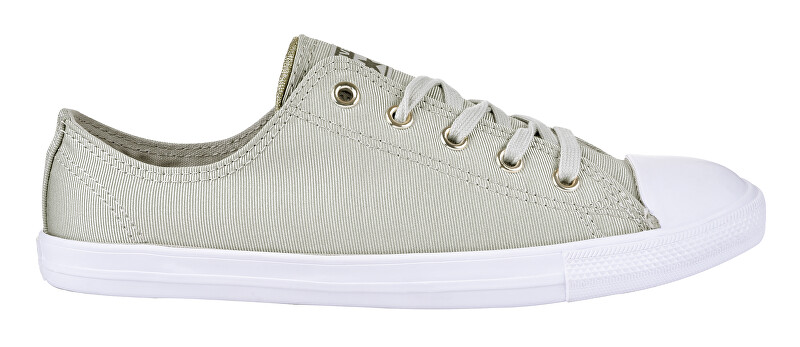 Converse Adidasi Chuck Taylor All Star Dainty Green/Gold 38