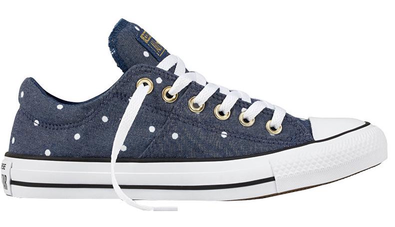 f9588a1a7648 Converse damske tenisky chuck taylor all star slate blue 37 5 levně ...