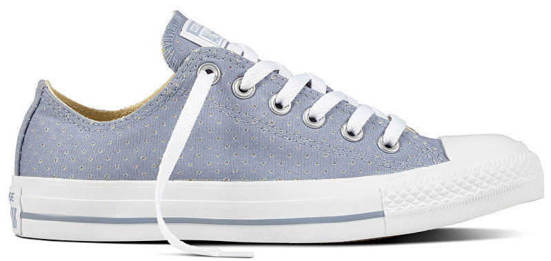 0c53fa88f9 Converse Dámske tenisky Chuck Taylor All Star Glacier   Grey   White 37