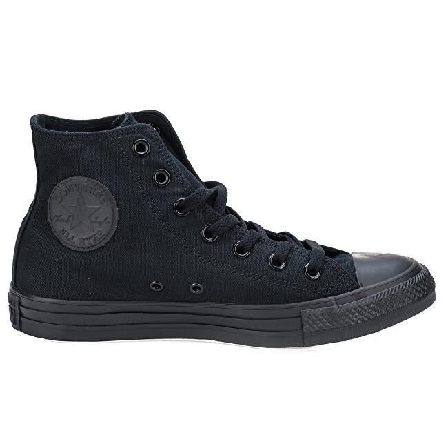 Converse Kotníkové tenisky Chuck Taylor All Star Black Monochrome 42