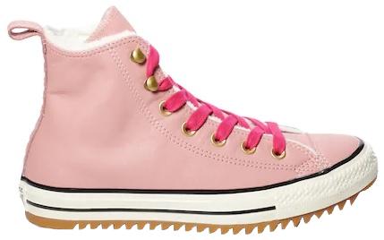 Converse Kotníkové tenisky Chuck Taylor All Star Hiker Boot Rust Pink / Pink Pop 38