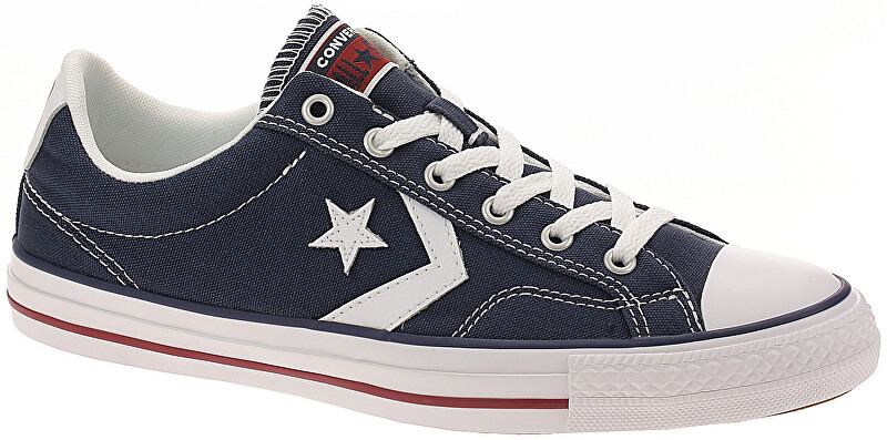 Converse Tenisky Star Player OX Navy/White 42