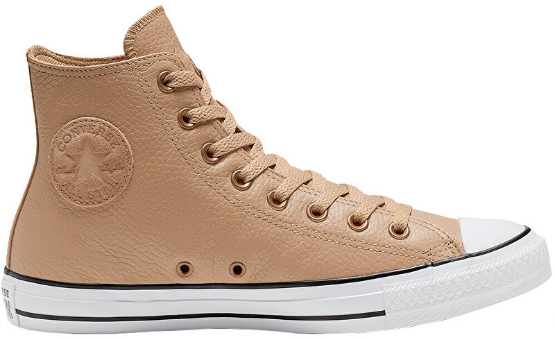 Converse Adidasi Chuck Taylor All Star Champagne Tan / White / Black 41