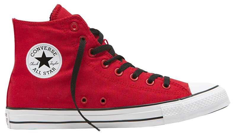 Converse Tenisky Chuck Taylor All Star Enamel Red-Black -White 41
