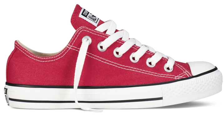 Converse Tenisky Chuck Taylor All Star Red 37,5