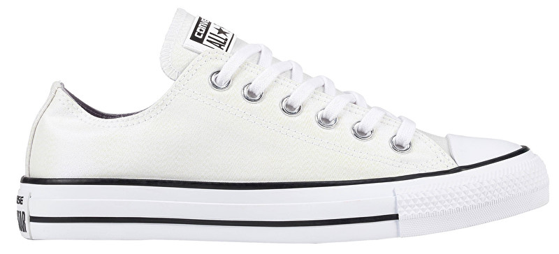Converse Tenisky Chuck Taylor All Star White-White-Black 37