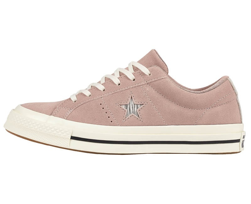 Converse Tenisky One Star Diffused Taupe-Silver-Egret 38