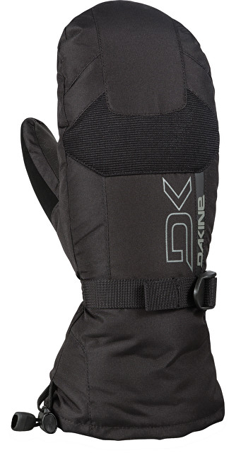 Dakine Rukavice Leather Scout Mitt 10000741-W19 Black M