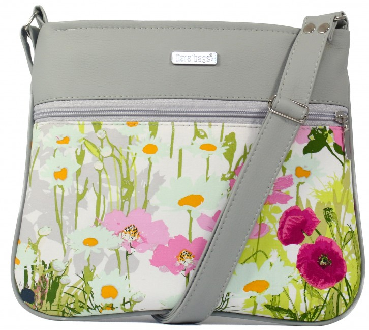Dara bags Crossbody kabelka Simply Daisy Zipper no.3