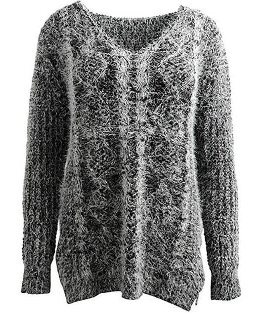 1927221946a2 Doca Dámsky sveter 37034 L-XL e-shop