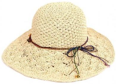 Doca Slaměný klobouk 47224