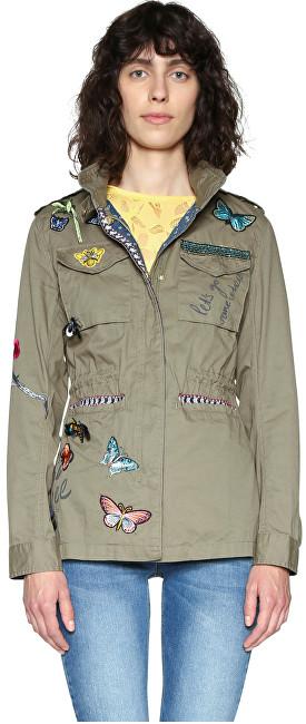 Desigual Jachetă pentru femei Abriq Eclipse 18SWEWAB 4001  36