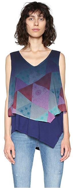 a3bd2e71 Bluze și cămăși pentru femei Desigual - Vezi modele