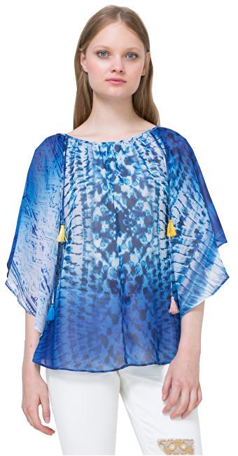 Desigual Bluză femei Blus Multicolor 73B2WM0 5020 S