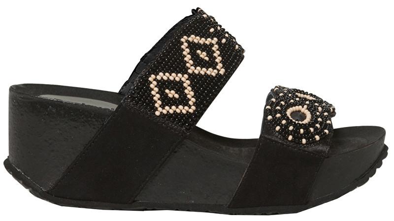 Desigual Pantofi Cycle Beads Bn Negro 19SSHF03 2000 39