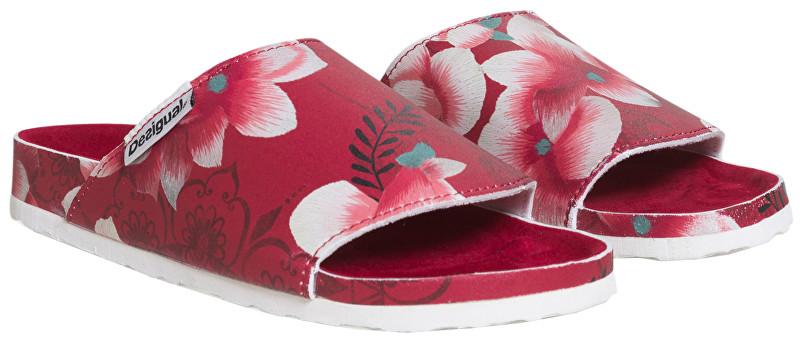 Desigual Pantofi Sandel Hindi Dancer Poppy Coral 19SUBP01 7058 39