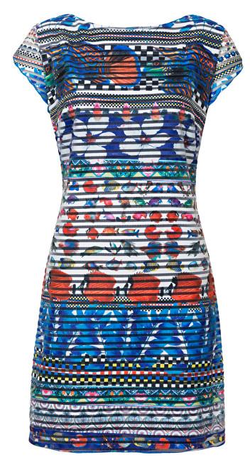 Desigual Rochii pentru femei Vest Fiona Blanco 19SWVK61 1000 XL