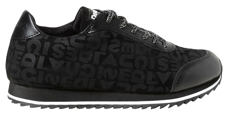 Desigual Adidasi pentru femei Shoes Pegaso Desigu Negro 19WSKP09 2000 38