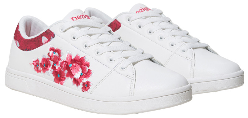 Desigual Adidas Tennis Hindi Dancer Blanco 19SUKP03 1000 41